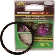 Bilora Nahlinse +3 Dioptrien 58mm