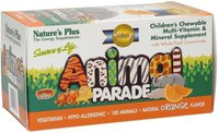Nature's Plus Source of Life Animal Parade Tabletten (180 Stk.)