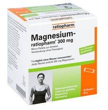 ratiopharm Magnesium 300 mg Micro Pellets (PZN 0066654)