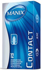 Manix Contact Kondome (12 Stk.)