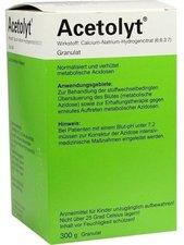 Combustin Acetolyt Granulat (300 g)