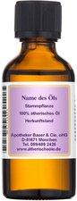 Apotheker Bauer + Cie Bergamotte 100 % ätherisches Öl (250 ml)