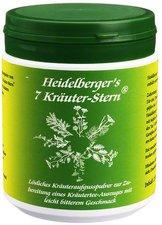Natursprung Heidelbergers 7 Kraeuter Stern Pulver (250 g)