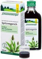 Schoenenberger Spitzwegerich Saft Schoenenberger (200 ml)
