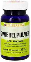 Hecht Pharma Zwiebelpulver Gph Kapseln (60 Stk.)