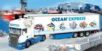 Italeri Scania R620 Frigo Ocean Express (3852)