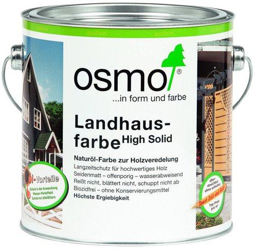 Osmo Landhausfarbe Nordisch Rot