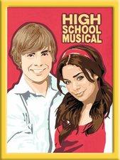 Ravensburger Malen nach Zahlen High School Musical