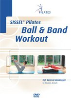 Sissel DVD Pilates Ball & Band Workout