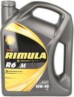 Shell Rimula R6 M 10W-40 (4 l)