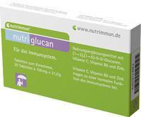 nutrimmun Nutriglucan Tabletten (30 Stk.)