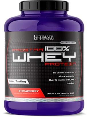 Ultimate Nutrition Prostar Whey ( 2390g )