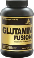 Peak Performance Glutamin Fusion (200 Kapseln)