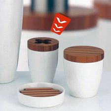 Kela Bambus Zahnbürstenhalter