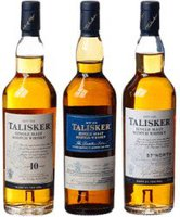 Talisker Whisky Collection