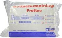 PARAM Betteinlage Frottee 50x90cm (1 Stk.)