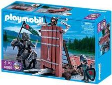 Playmobil Sturmwagen mit Raubrittern 4869