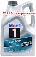 Mobil Oil 1 Turbo Diesel 0W-40 (5 l)