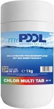 my pool Chlor Multitabs 1 kg