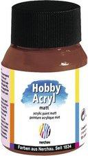 Nerchau Hobby Acryl matt - Mittelbraun