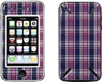 iCandy New Skin Fresh Checkered (iphone 3G/3GS)