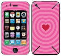 iCandy New Skin Infinite Love (iphone 3G/3GS )