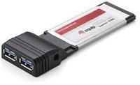 Equip USB 3.0 Express Card 2 Port (111832)