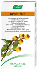 Kyberg Pharma Dentaforce Mundwasser Kräuter A. Vogel 100ml
