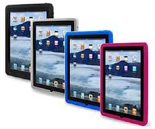 Dismaq qCase Silikon-Schutzhülle für iPad