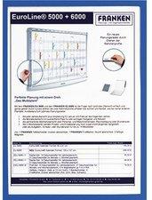 Franken Dokumentenhalter magnetisch DIN A5