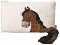 Nici Kissen Pferd rechteckig (43 x 25 cm)