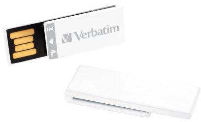 Verbatim Clip-it USB-Stick 4 GB