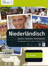 Strokes Easy Learning Niederländisch Einsteiger 5.0 (Win) (DE)