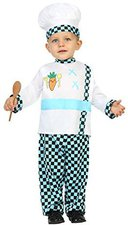 Baby Koch-Kostüm