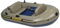 Intex Pools Angelboot Excursion 300