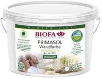 Biofa 3011 PRIMASOL Wandfarbe weiß 10L für 85 gm