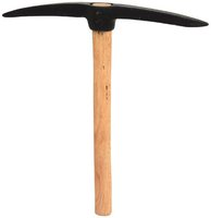 KS Tools Spitzhacke mit Esche-Stiel 370(140.2017)