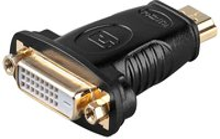 Wentronic DVI Adapter DVI-D/HDMI (68930)