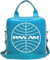 Logoshirt PanAm Record Schultertasche