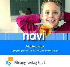 Bildungsverlag Eins Navi Mathematik Lernprogramm 1/2 - Addition und Subtraktion (Win) (DE)
