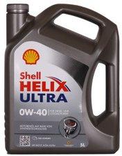 Shell Helix HX8 C 0W-40 (5 l)