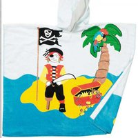 Playshoes Frottee-Poncho Pirat verschiedene Größen