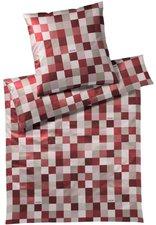 Joop Bettwäsche Mosaik blau (155 x 220 cm)