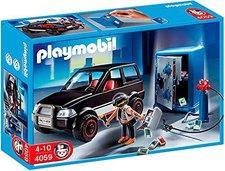 Playmobil 4059 Tresorknacker mit Fluchtfahrzeug
