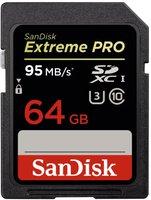 SanDisk SDHC Card Extreme Pro 8 GB UHS-I