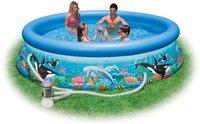 Intex Pools Ocean Reef 54906 Swimming Pool