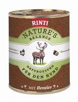 Rinti Nature's Balance Rentier & Nudeln (800g)