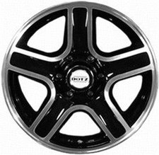 Dotz Wheels Hammada Dark (8x16)