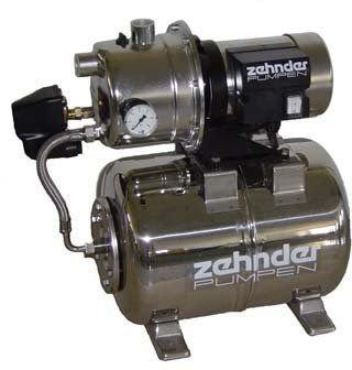 Zehnder Pumpen EPA 11-3