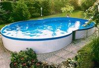 my pool Standard Achtformpool 625x360x110cm